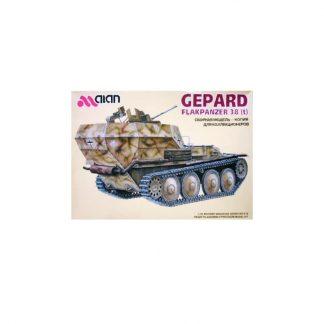 Gepard Flakpanzer 38 (t)
