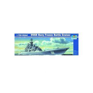 USSR Navy Frunze Battle Cruiser