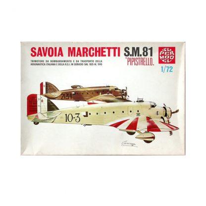 Savoia Marchetti SM.81 Pipistrello