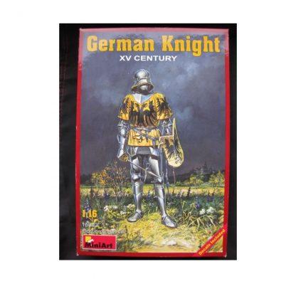 German Knight XV Century