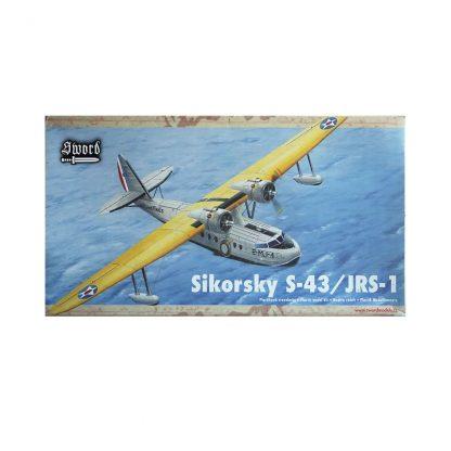 Sikorsky S-43/JRS-1