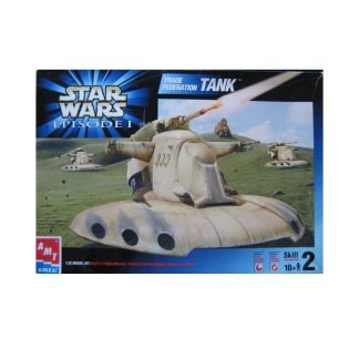 Star Wars Episode I Trade Federation Tank