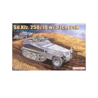 Sd.Kfz. 250/10 w/3.7cm Pak