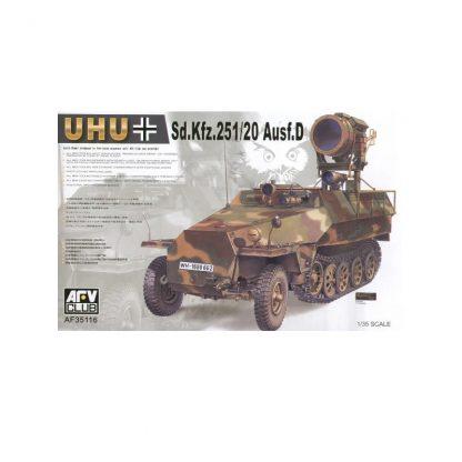 Sd.Kfz. 251/20 Uhu