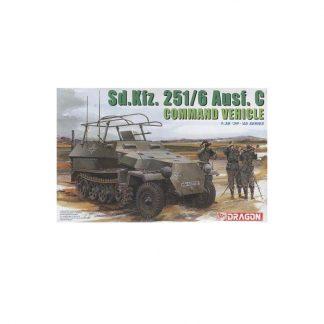 Sd.Kfz. 251/6 Ausf. C Command Vehicle