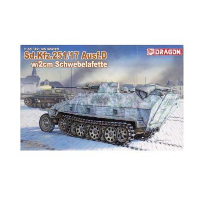Sd.Kfz. 251/17 Ausf. D