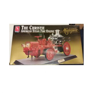 The Christie American Steam Fire Engine