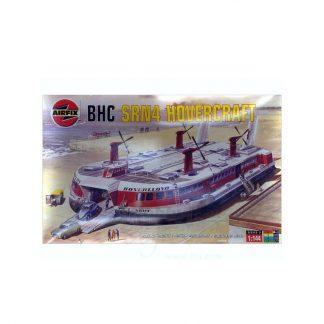 BHC SRN4 Hovercraft