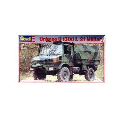 Unimog U 1300 L 2t Military