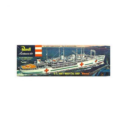 US Navy Hospital Ship Haven