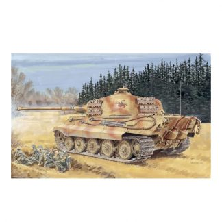 Sd.Kfz. 182 King Tiger (Henschel Turret)