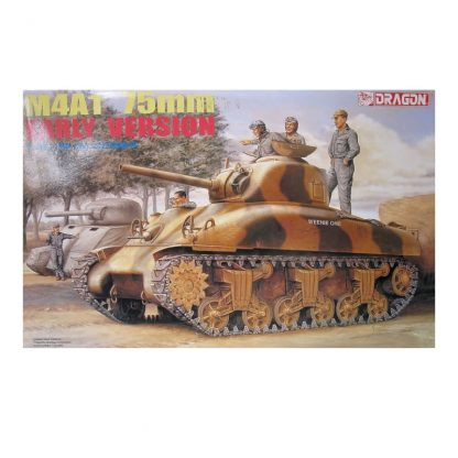 M4A1 75mm - Early Version