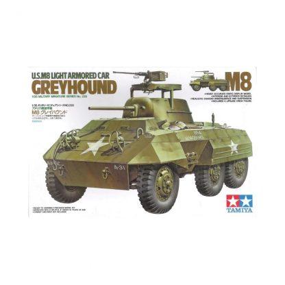 U.S. M8 Light Armored Car Greyhound