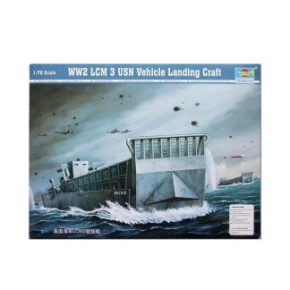 WW2 LCM USN Vehicle Landing Craft