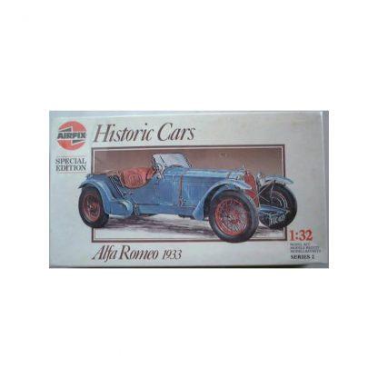 Historic Cars - Alfa Romeo 1933