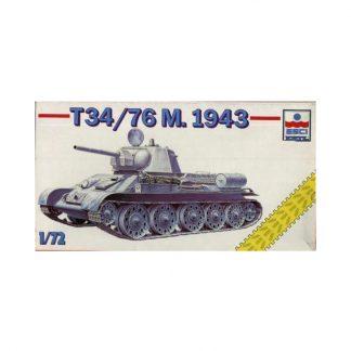 T-34/76 M. 1943