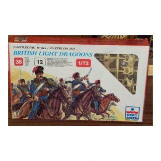 British Light Dragoons