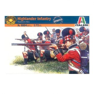 Grenadiers Highlander Infantry - Napoleonic Wars 1815