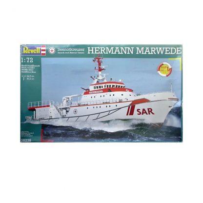 Seenotrettungskreuzer Hermann Marwede