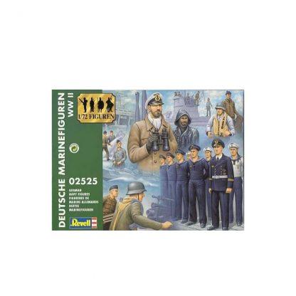 Deutsche Marinefiguren WW II