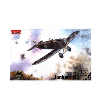 WW I Junkers D.1