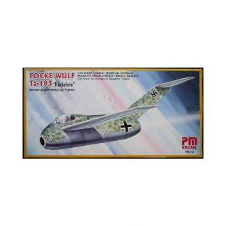 """Focke Wulf Ta-183 """"Hückebein"""""""