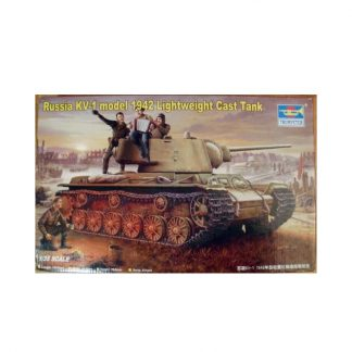 Russia KV-1 model 1942 Lightweight Cast Tank