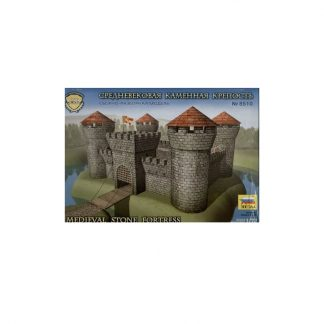 Medieval Stone Fortress