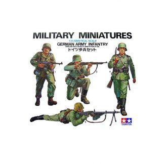 German Army Infantry