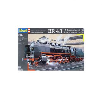 Schwere Güterzug Lokomotive / heavy goods locomotive BR 43 & Kurztender 2´2 T30 / & Short tender 2'2 T30
