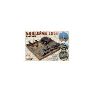 Smolensk 1941 - Diorama