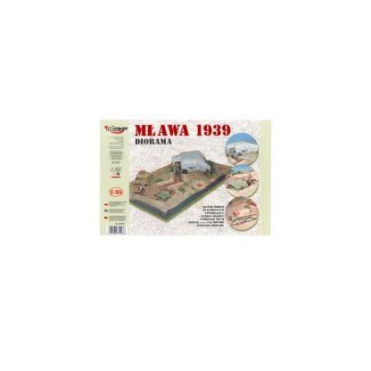 Mlawa 1939 - Diorama