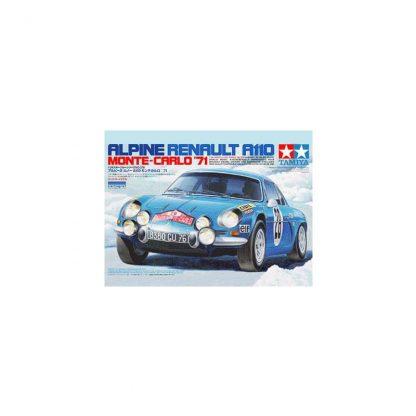 Alpine Renault A110 - Monte Carlo' 71