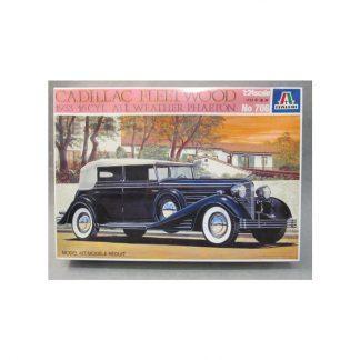 1933 Cadillac Fleetwood V16 All-Weather Phaeton
