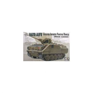 NATO AIFV Amoured Infantry Fighting Vehicle 25mm cannon