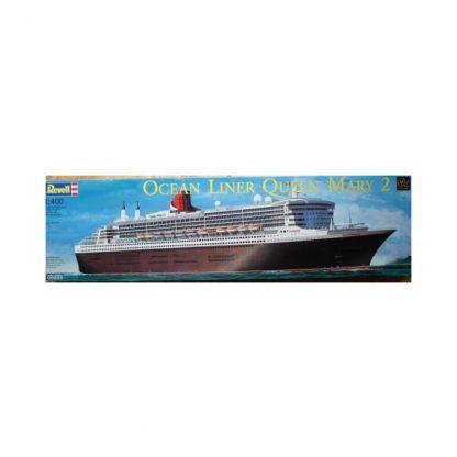Ocean Liner Queen Mary 2