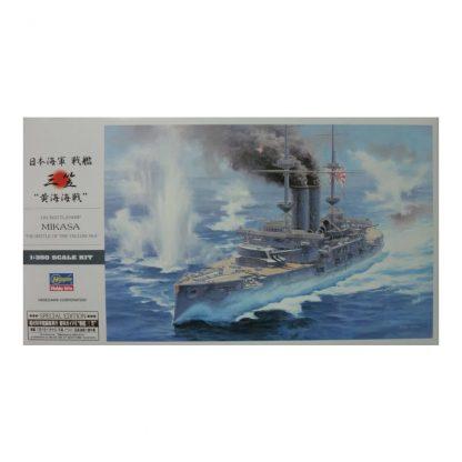 Mikasa Battle of Yellow Sea