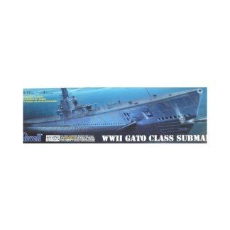 WWII GATO Class Submarine