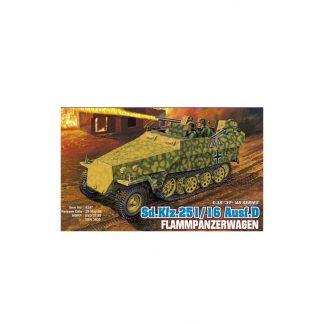 Sd.Kfz. 251/16 Ausf. D Flammpanzerwagen