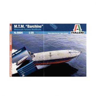 M.T.M. Barchino - Motoscafo Turismo Modificato