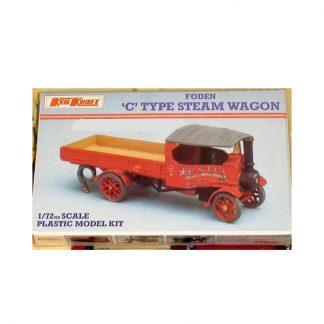 Foden 'C' Type Steam Wagon