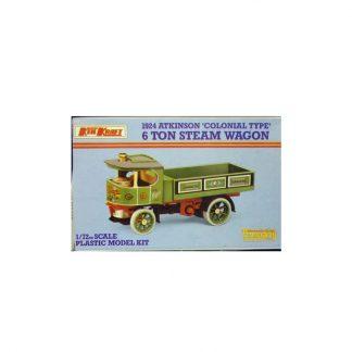 1924 Atkinson 'Colonial type' 6ton steam wagon