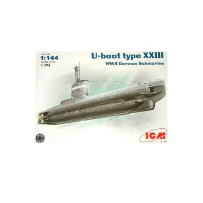 U-Boot Type XXIII - WWII German Submarine