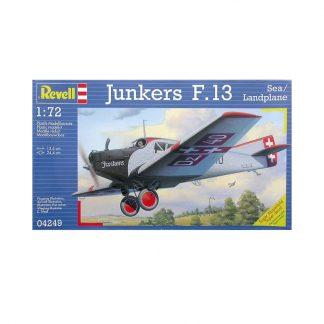 Junkers F.13 Sea/Landplane