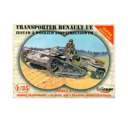 Transporter Renault UE