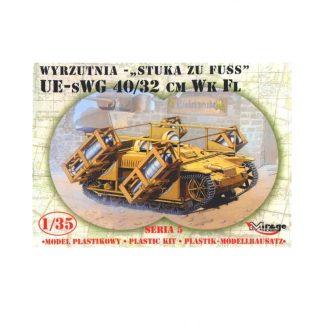 Stuka zu Fuss - UE-sWG 40/32cm Wk Fl