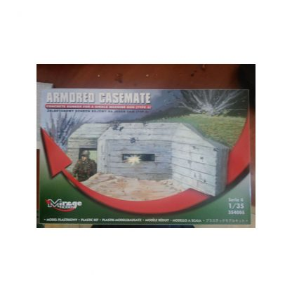Armoured Casement Bunker
