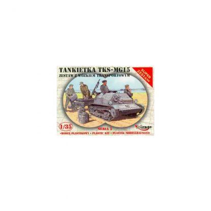 Tankietka TKS-MG15