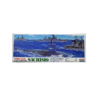 Yushio Class Submarine Sachisio
