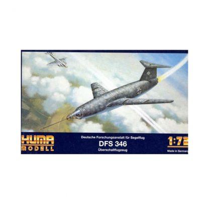 DFS-346 - Überschallflugzeug (Supersonic Aircraft)